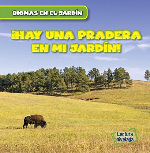 Hay una Pradera en mi Jardín! / There Are Grasslands in My Backyard!: 6 (Biomas en el Jardín / Backyard Biomes) por Walter Laplante