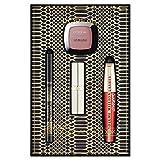 L'Oréal Paris Coffret Maquillage Collection Noël Extravaganza Look Fatale Mascara + Rouge à Lèvres + Liner + Blush