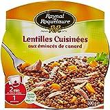 Raynal & Roquelaure Lentilles Cuisines Eminces de Canard 300 g