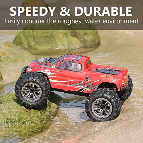 RC Auto kaufen Monstertruck Bild 2: 1:16 HELIFAR RC 4WD 36 km/h*