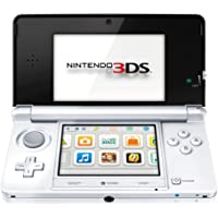 Console Nintendo 3DS - blanc arctique - [Edizione: Francia]
