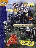 Scarica Libro Gli adesivi dei mostri Mitologici notturni alieni Ediz illustrata (PDF,EPUB,MOBI) Online Italiano Gratis