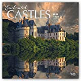 Enchanted Castles 2018 Wall Calendar