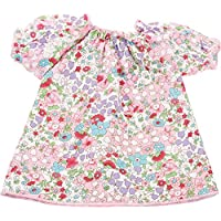 Gotz 3402443 Doll Nightgown Mille Fleur Size M / XL - Doll Clothing - Suitable For Baby Dolls Size M (42 - 46 cm) And Standing Dolls Size XL (45 - 50 cm)