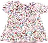 Götz 3402443 Mille Fleur Nachthemd - Puppenkleidung für Babypuppen Gr. M von 42 - 46 cm und...