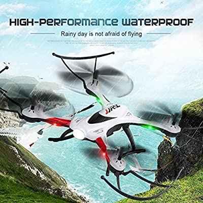 ECLEAR Mini Foldable RC Drone RTF 720P HD Camera 2.4Ghz 6-Axis Gyro Remote Control Quadcopter Toys for Adults Kids from ECLEAR