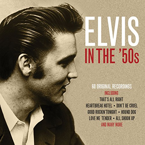 Elvis In The '50s