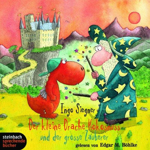 Der kleine Drache Kokosnuss und der grosse Zauberer