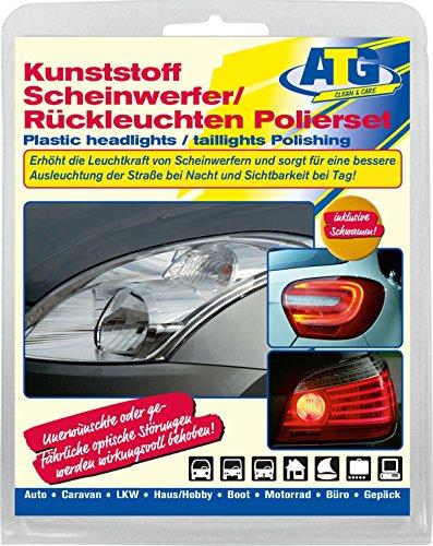 ATG ATG073 Kunststoff Scheinwerfer Polierset