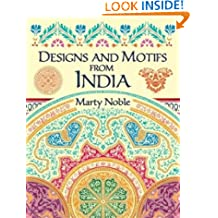 Designs and Motifs from India (Dover Pictorial Archive)