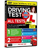 Driving Test Success All Tests DVD 2016 Edition.