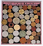 Novelty Collections Numismatic Collections-55 World Coins