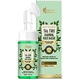Oriental Botanics Australian Tea Tree Foaming Face Wash For Acne Prone & Oily Skin, No SLS and Paraben, 120 ml (ORBOT71)