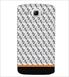 PrintDhaba Music pattern D-1909 Back Case Cover for SAMSUNG GALAXY MEGA 5.8 (Multi-Coloured)