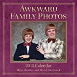 Awkward Family Photos Mini Calendar by Mike Bender (2014-06-24)
