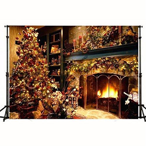 Doradus 7x5ft 2.1x1.5m Weihnachten Theme Vinyl Studio Prop Kulisse