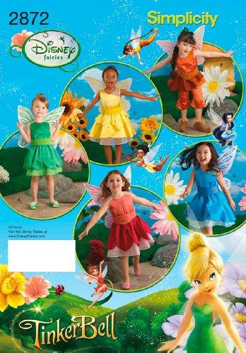 Simplicity Schnittmuster 2872 Kinder Kleidung