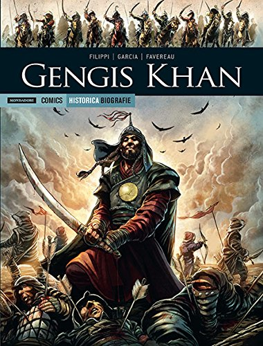 Gengis Khan: 12 (Historica. Biografie)