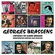 Georges Brassens : L'Int�grale Des Albums Studio (Coffret 14 CD)
