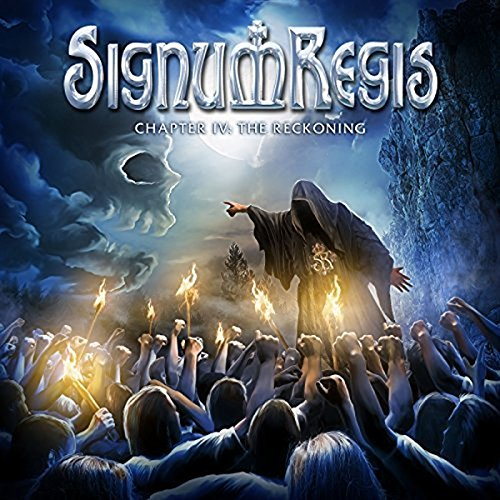 Signum Regis: Chapter IV: The Reckoning (Audio CD)