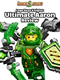 Review: Lego Nexo Knights Ultimate Aaron Review [OV]