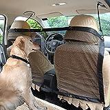 Fbartl - Red de separación para perros y mascotas, para coche, fácil...