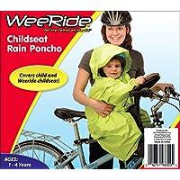 Wee-Ride - Chubasquero infantil, para niños de 1-4 años, color amarillo
