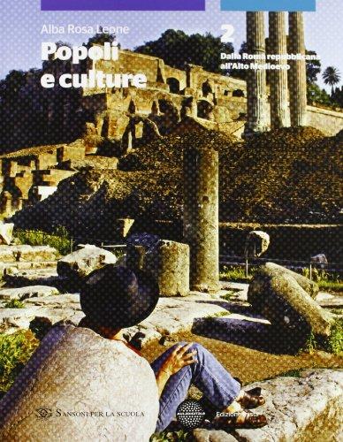 Popoli e culture. Per le Scuole superiori. Con espansione online: 2