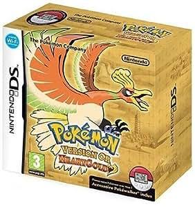 NINTENDO Pokémon version Or - Heartgold (PokeWalker inclus) [DS]