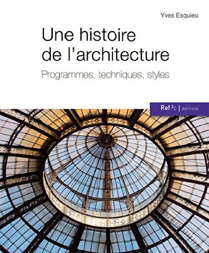 Une histoire de l'architecture par Yves Esquieu
