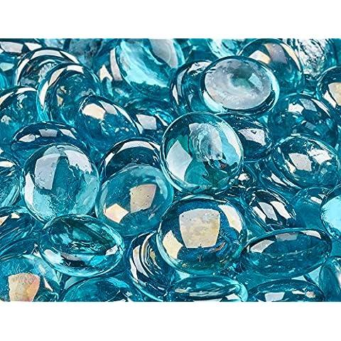13mm, perline di vetro per interni o esterni, scavi o