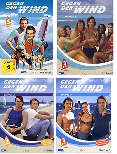 Staffel 1-4 (13 DVDs)