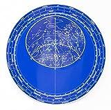 Telecharger Livres Planisphere geant luminescent Carte brillante dans l obscurite Calendrier d apparition des constellations dans le ciel Plastique resistant a l eau et a l usure (PDF,EPUB,MOBI) gratuits en Francaise