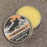 Timberwolf Beard Butter | Sandalwood and Bergamot