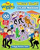 Wiggle Town! Sticker Panorama