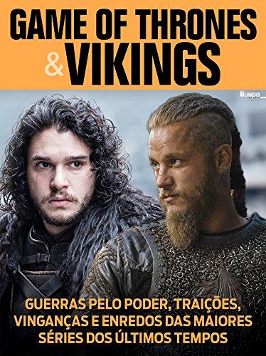 Guia Mundo em Foco: Game of Thrones e Vikings (Portuguese Edition ...