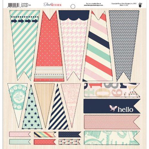 Trend Setter 12 x 12 Zoll Fancy Pants Designs-Die