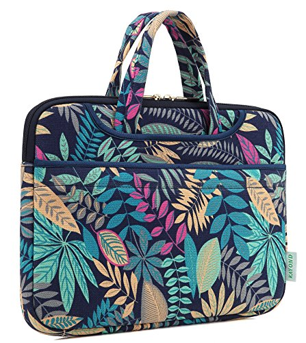 kayondr-forest-canvas-fabric-ultraportable-neoprene-13-133-inch-laptop-bag-notebook-computer-carryin