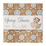 Tilda Spring Diaries Stoff, 100% Baumwolle