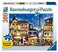 Ravensburger 13560 8 - Puzzle (300 piezas), diseño de París vintage de Ravensburger