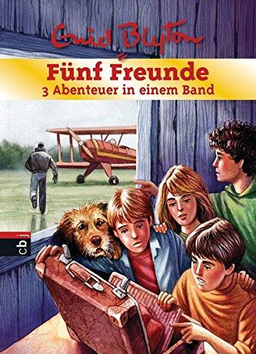 Preisvergleich Produktbild Fünf Freunde - 3 Abenteuer in einem Band: Sammelband 7 (Doppel- und Sammelbände, Band 7)