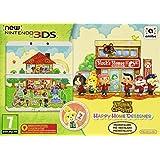 New Nintendo 3DS - Consola, Color Blanco + Animal Crossing Happy Home Designer (preinstalado)