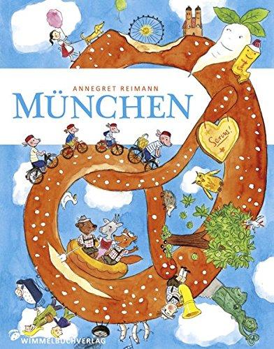 München Wimmelbuch ab 1 Jahr