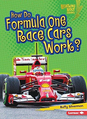 How Do Formula One Race Cars Work? (Lightning Bolt Books How Vehicles Work) by Buffy Silverman (2016-02-01)