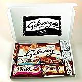 The Mega Galaxy Treat Box! Includes 390g Gift Bar! -...