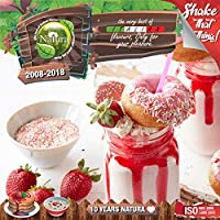 E LIQUID PARA VAPEAR - 100ml Strawberry Milkshake (Batido de fresa) Shake n Vape Liquido para Cigarrillo Electronico.