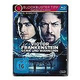 Victor Frankenstein - Genie und Wahnsinn [Blu-ray]