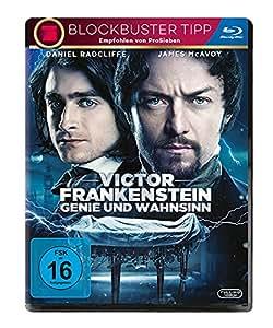Victor Frankenstein - Genie und Wahnsinn [Blu-ray]: Amazon
