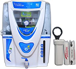 Fresh Aqua India 15L 14STAGE RO UV UF TDS Alkaline Water Purifier with Full KIT (ZX600)