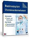 Businessplan Chemielabor/Chemieunternehmen [Zip Ordner]